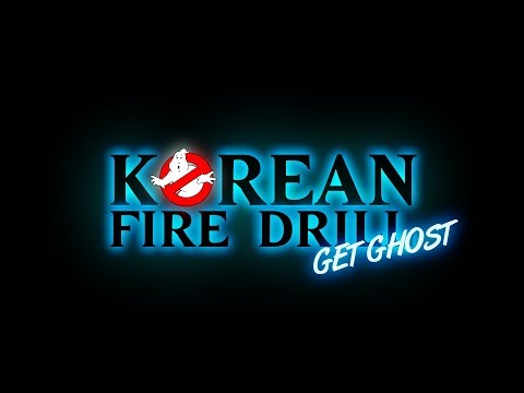 """Get Ghost"" - Korean Fire Drill - Featuring Optimiztiq (Mark Ronson Cover)"