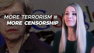 The UK's Minority Report Censorship Plan