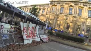 Taksim Gezi Parkı - Havadan Özel Çekimler 2