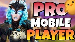 🔴 Pro Fortnite Mobile Player / 190+ Wins / Fortnite Mobile Gameplay + Tips!