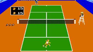 Vs. Tennis (Japan/USA, set 2) [MAME] [shortplay]