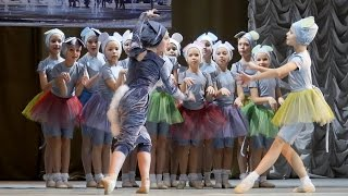 02243 Cats and Mouses Tarantella Children's dance Танец Дети Конкурс Школа танца Елены Морозовой