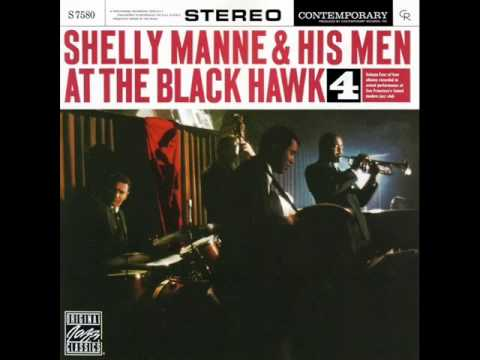 Shelly Manne & His Men at the Black Hawk - Cabu