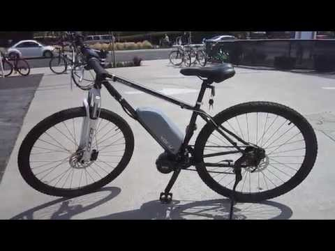 bafang 8fun mid drive e bike conversion on a corsa 29er 350 watt youtube. Black Bedroom Furniture Sets. Home Design Ideas
