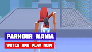 Parkour Mania · Game · Gameplay