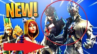 😱SPIDERMAN OSCURO😱 in FORTNITE 👉NEW SKINS👈- Spider - Guan Yu and Spider Chivalsy YETTIGAMING HD