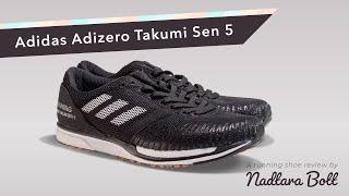 Adidas Adizero Takumi Sen 5 - Review
