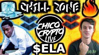 Chill Zone Int. + Chico-Destroy $ELA FUD: Tech, Marketing and Elastos Future