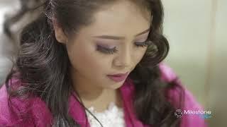 Dr Rossa weds Dr Lucy Khiangte
