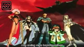 Magic Knight Rayearth Opening Theme Tagalog Cover