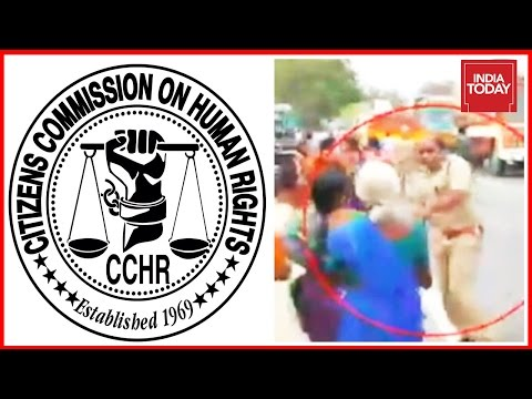 Human Rights Commission Seeks Report On Cops Assaulting Women In Tirupur