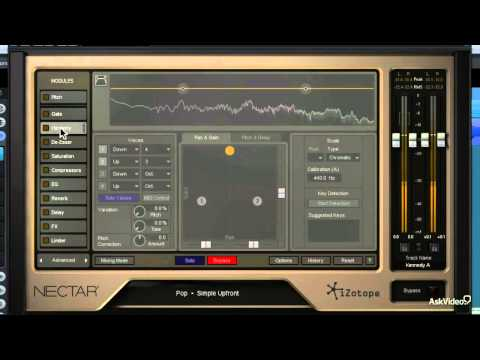 iZotope Nectar 2: Vocal Production Toolbox - 17. Overview of the Harmony Module