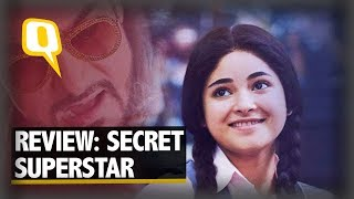 Review: Aamir Lets Zaira & Co Be The Stars In 'Secret Superstar'