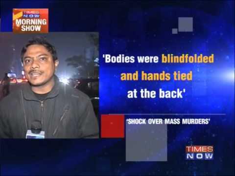 Nagaland massacre:Assam Chief Minister seeks CBI probe