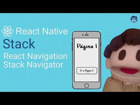 React Native Navigation - Tutorial Stack Navigator thumbnail