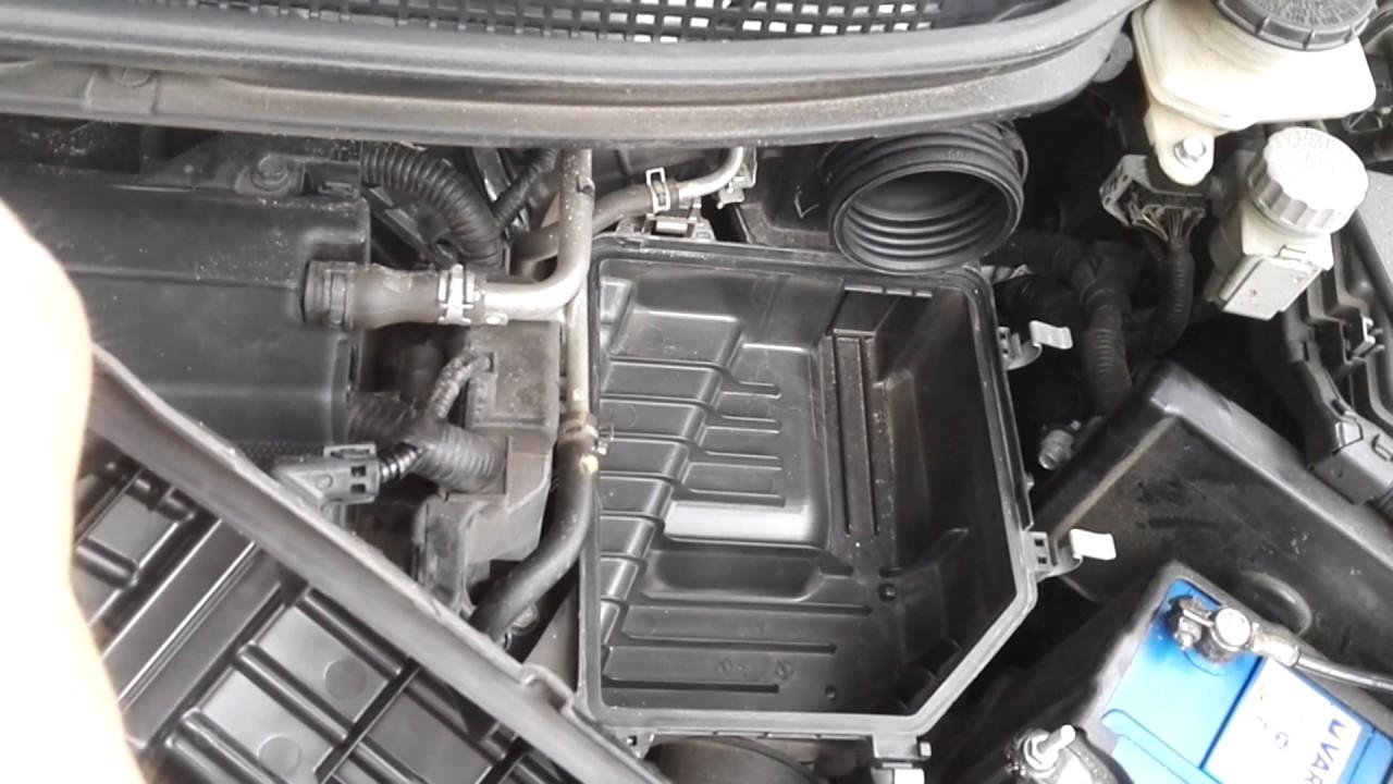 When To Change Air Filter >> Wymiana filtra powietrza - Honda Civic VIII (UFO) 1.8 i ...