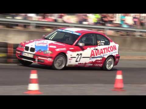 Fischereihafen-Rallyesprint - 2019 - Alexander Brase - Sabrina Hey - BMW E46 318ti