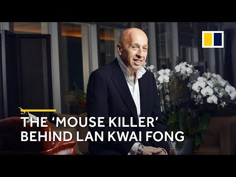 Allan Zeman: The 'father Of Lan Kwai Fong' And 'mouse Killer' Who Beat Disney