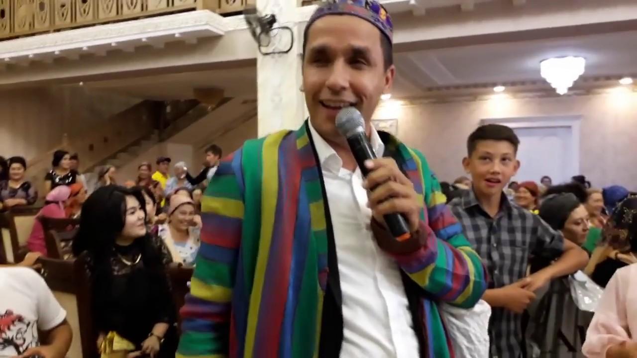 Nodirbek Hayitov - Yangisini aytib to'y xonadagi mehmonlarni lol qoldirdi 2018