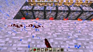 Видео урок как сделать очень эффективную ловушку в Minecraft.