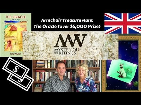 The Oracle Armchair Treasure Hunt: $6,000 Prize
