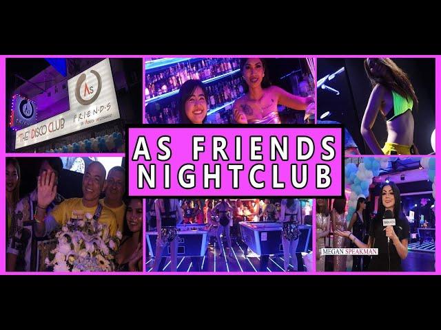 AS FRIENDS Nightclub - Soi LK Metro Pattaya (15 March 2021)