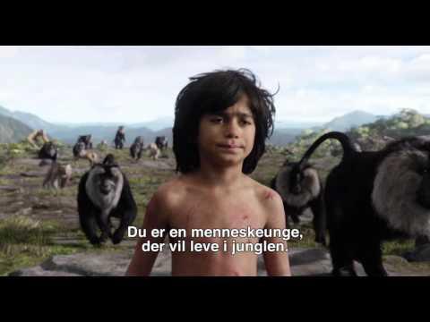 Junglebogen - Trailer 2 - Officiel Disney   HD
