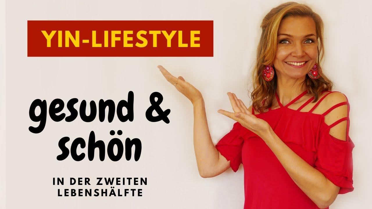 Yin Lifestyle: gute Haut und schneller Stoffwechsel - YouTube