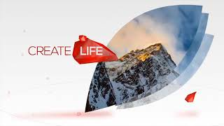 Royalty Free After Effects Template - Edgy Lifestyle Broadcast Show