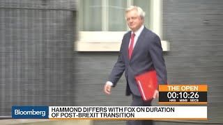 Round Two of Brexit Talks Kicks Off in Brussels