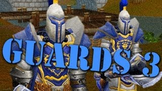 World of Warcraft COPS 3 (Guards 3) w/ Cupquake, Drewbie, Rider, JonJonJin