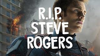 Czy Chris Evans odchodzi z roli Kapitana Ameryki?