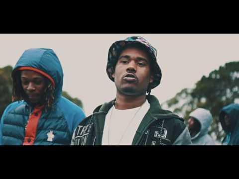 "KE - ""Running Man"" ft. ICE & Drew Beez   Dir @YOUNG_KEZ (Official Music Video)"
