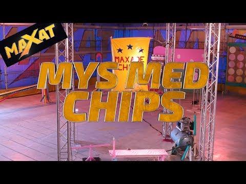 Maxat: Mys med chips - Rube Goldberg Machine