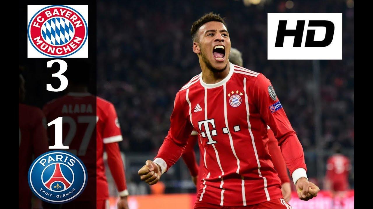 Download Bayern Munich vs PSG 3-1 | All Goals & Highlights | 05/12/2017 HD