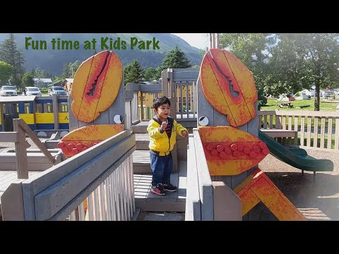 Fun Park Time ,Seward Alaska
