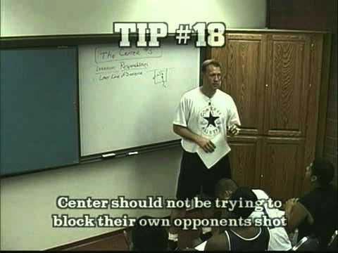 Basketball Roles & Responsibilties - The Center