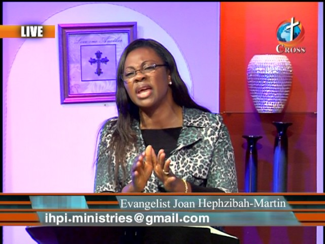 In His Presence Joan Hephzibah-Martin 03-21-2017