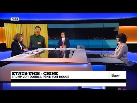 États-Unis, Chine : Trump voit double, Pékin voit rouge