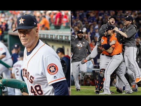 Miracle recovery: Astros coach nearly died at World Series parade