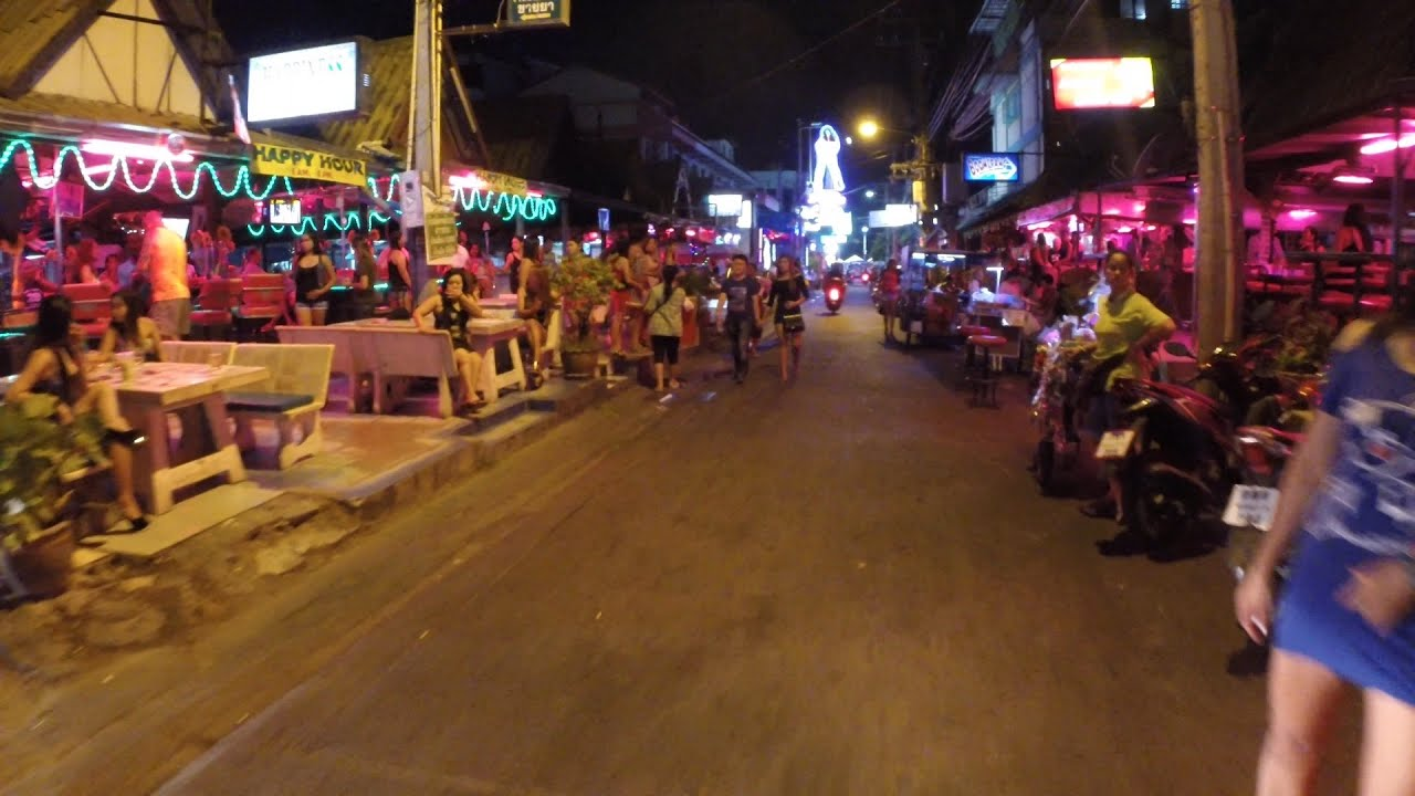 Pattaya soi 7 youtube for What is the soi