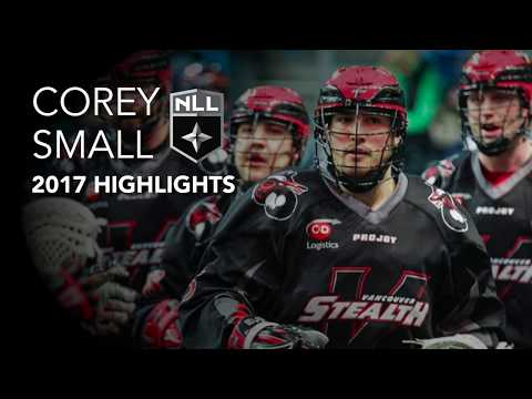 Corey Small 2017 NLL Highlights