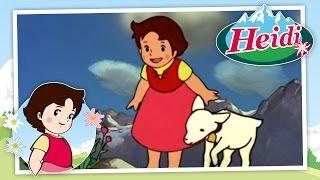 Heidi - episódio 4 - Um membro da família novo