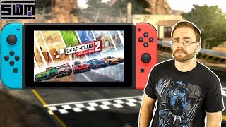 Gear Club Unlimited 2 On The Switch Has One Big Problem
