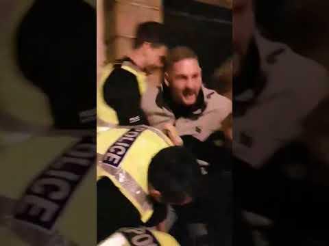 Police unlawful arrest police Scotland