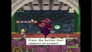 Paper Mario and the Thousand Year Door: No Jump No Hammer Pit of 100 Trials (Floors 95-99)