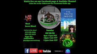 Paranormal Soup Ep 240 guest Ali Norell