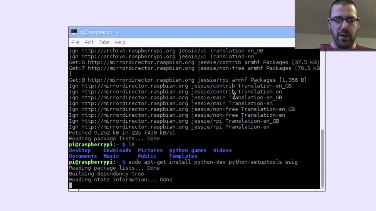Installing WiringPi From Source Via Github (Raspberry Pi