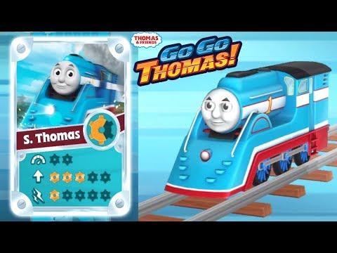 Thomas & Friends: Go Go Thomas - Streamline Thomas Vs Thomas And Friends