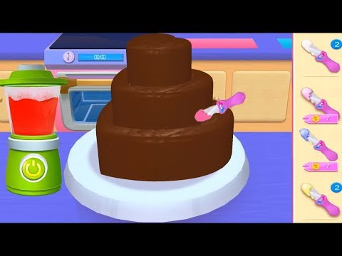 My Bakery Empire Baby Learn Colours - Play Fun Cake Baking, Decorate, Serve Cakes Kids Games